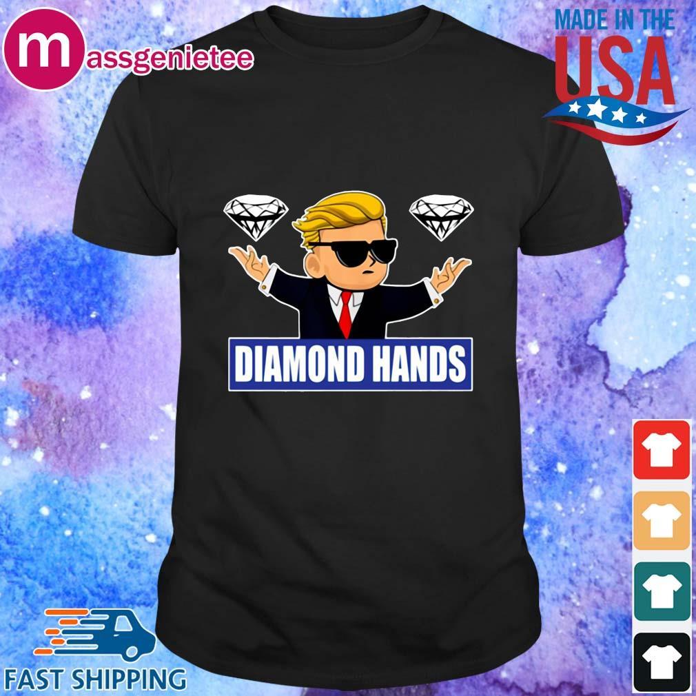 GameStonk Diamond Hands Shirt