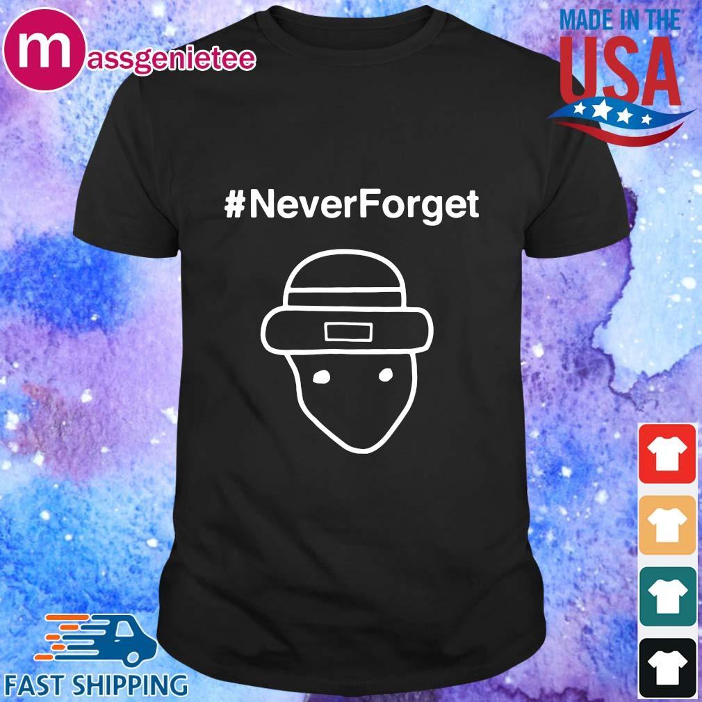 #NeverForget 2021 shirt