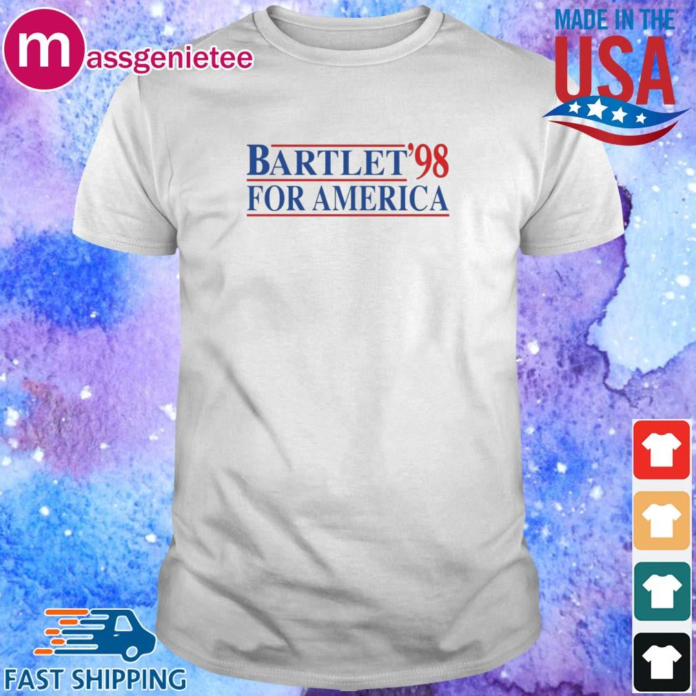 Bartlet For America _98 Shirt