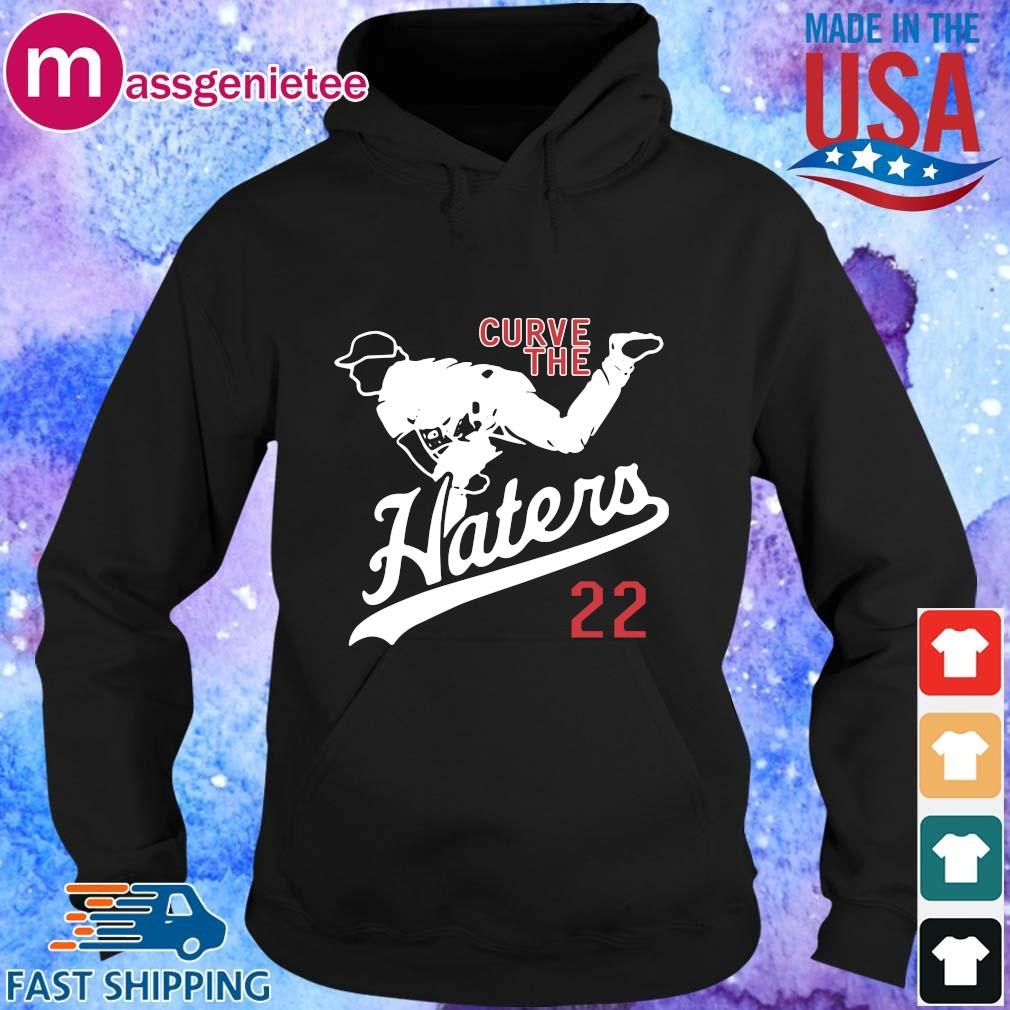 Curve The Haters Los Angeles Dodgers Basketball Champs 2020 Shirt Hoodie den