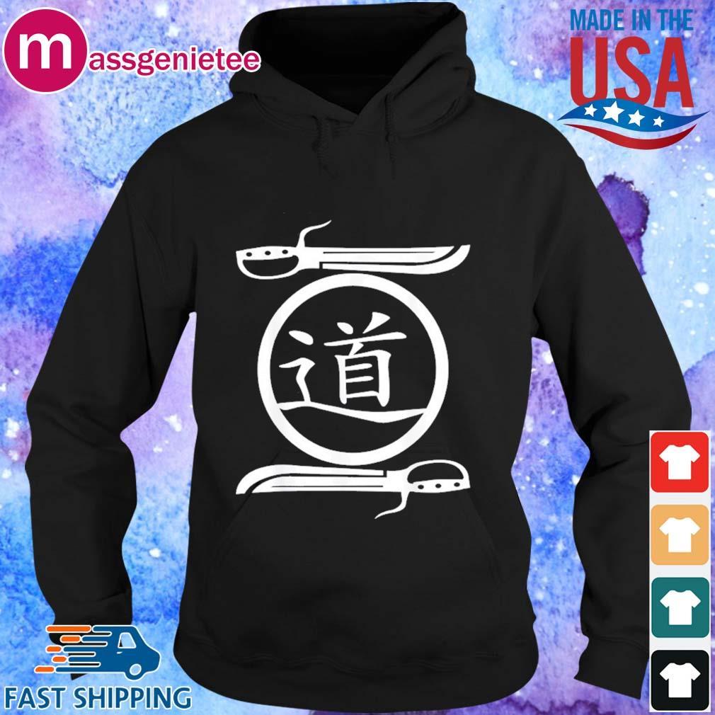 Dao Tao Symbol Chinesisch Weg KungFu Zeichen Asien Shirt - Copy Hoodie den