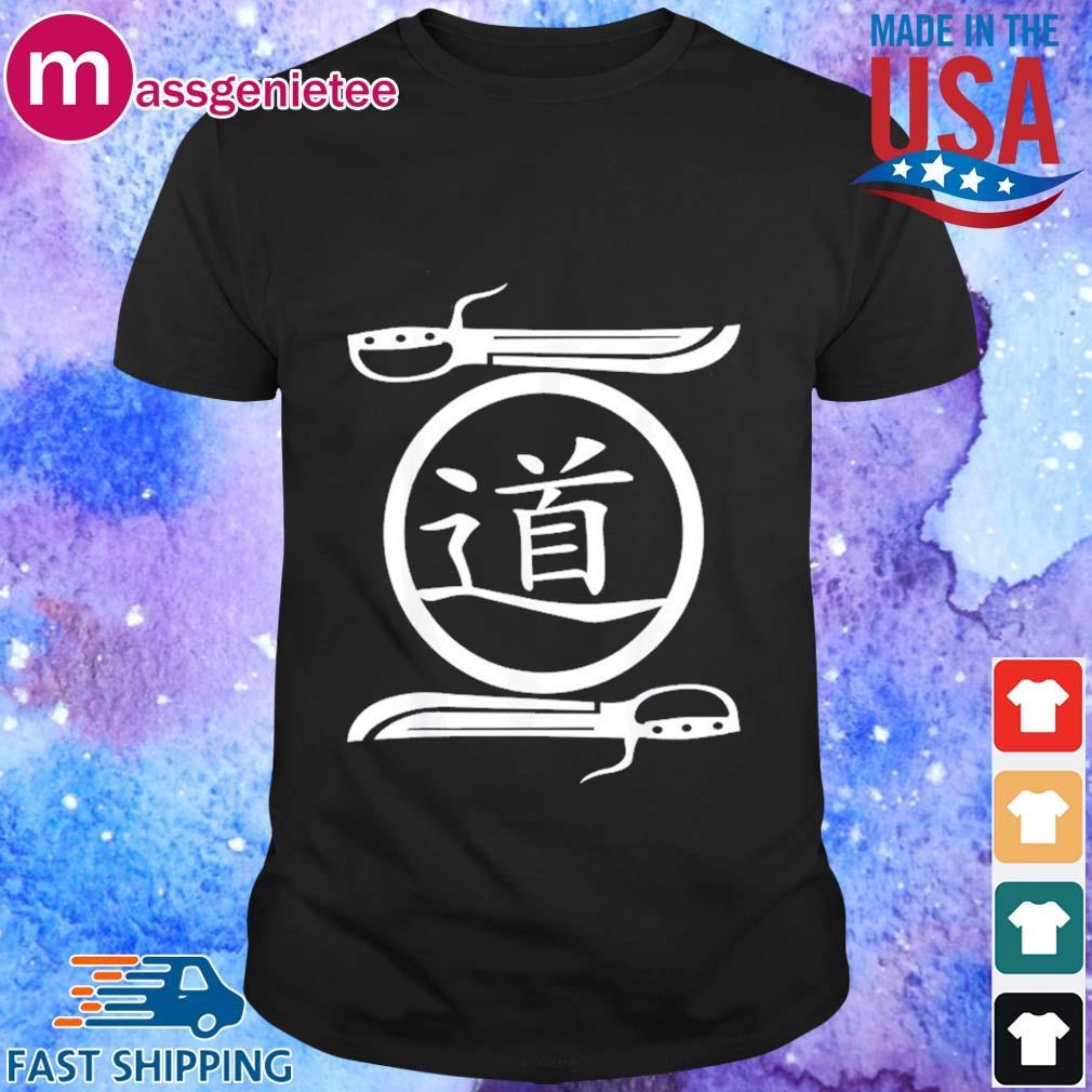 Dao Tao Symbol Chinesisch Weg KungFu Zeichen Asien Shirt - Copy