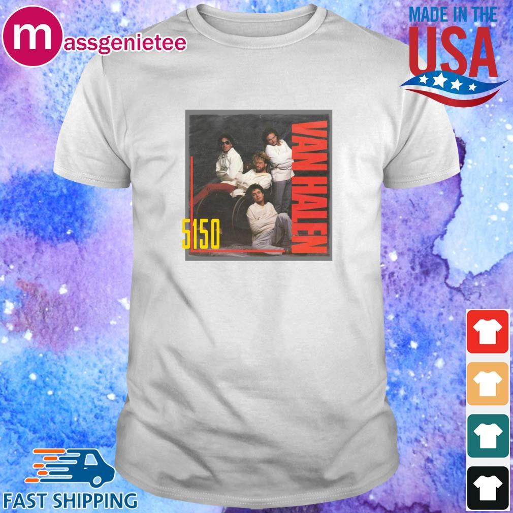 Eddie Van Halen 5150 shirt