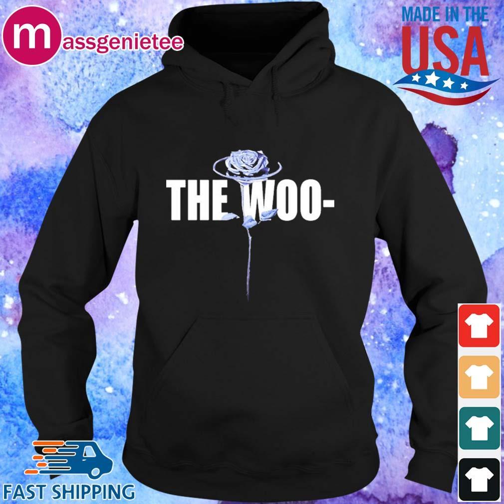 From Stockx Pop Smoke Vlone The Woo Shirt Hoodie den