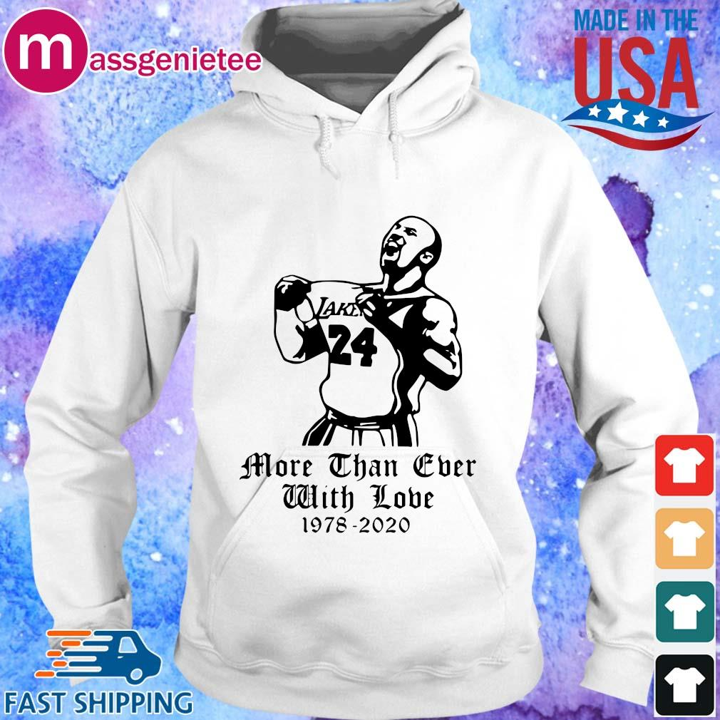 Lebron More Than Ever With Love s Hoodie trang