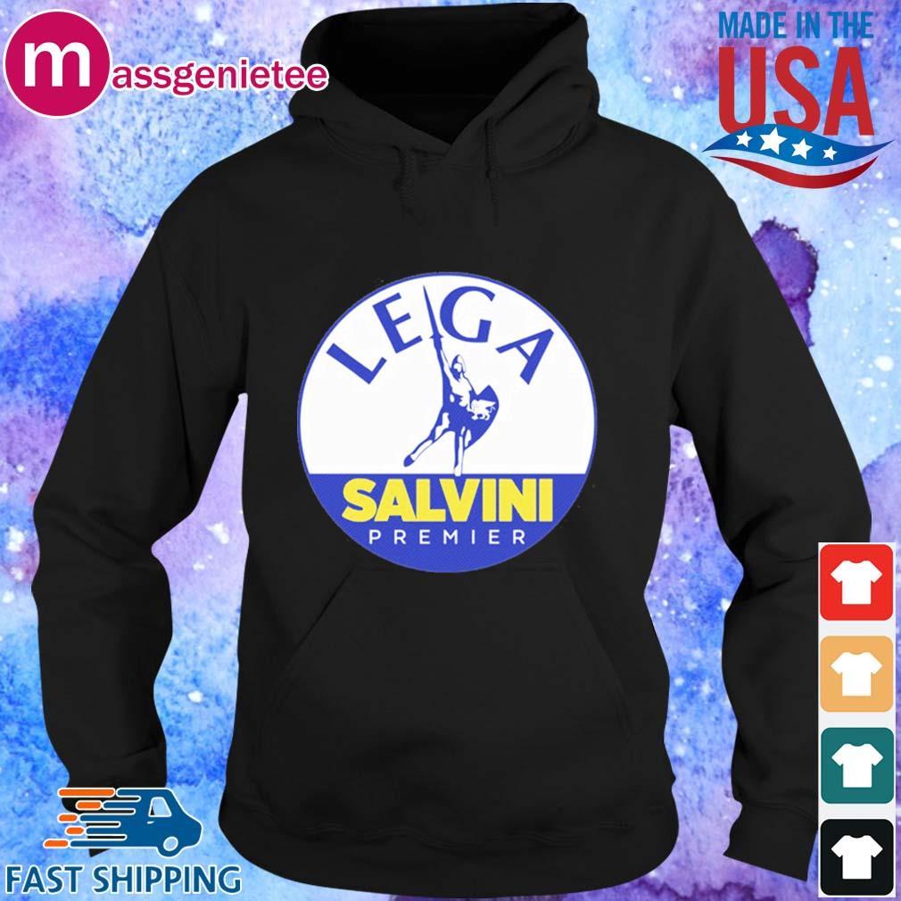 Lega Salvini Premier Logo Italy Italia Us 2020 Shirt Hoodie den