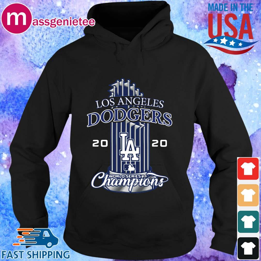 Los Angeles Dodgers 17th World Series Champion T-Shirt Hoodie den