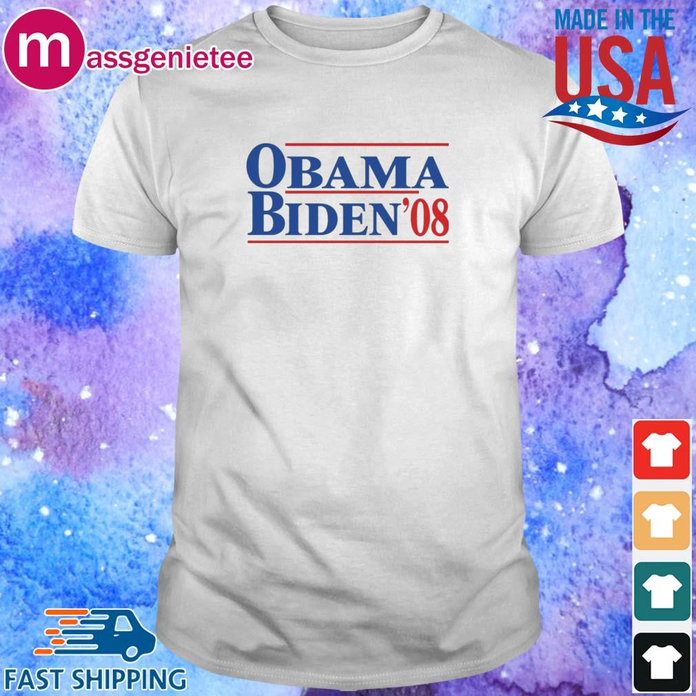 Obama Biden _08 shirt