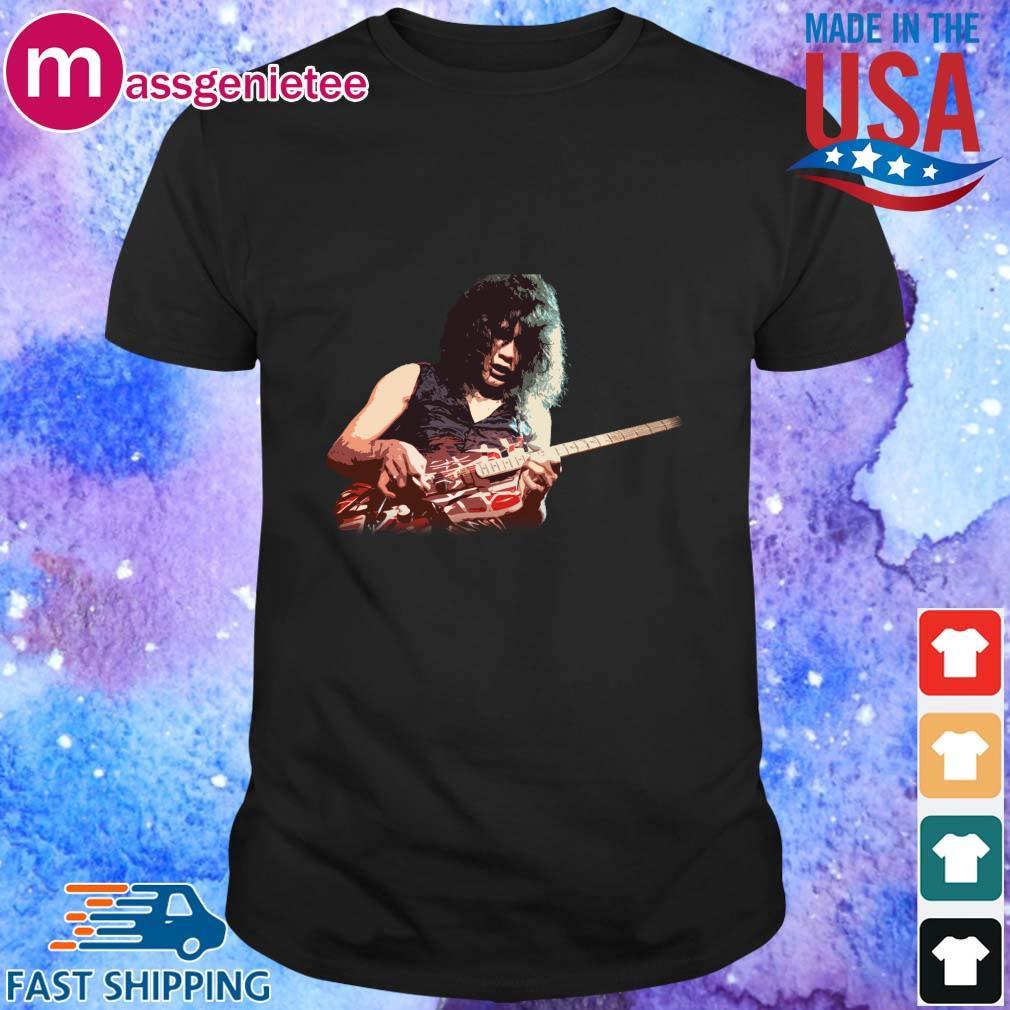 Rip Eddie Van Halen shirt