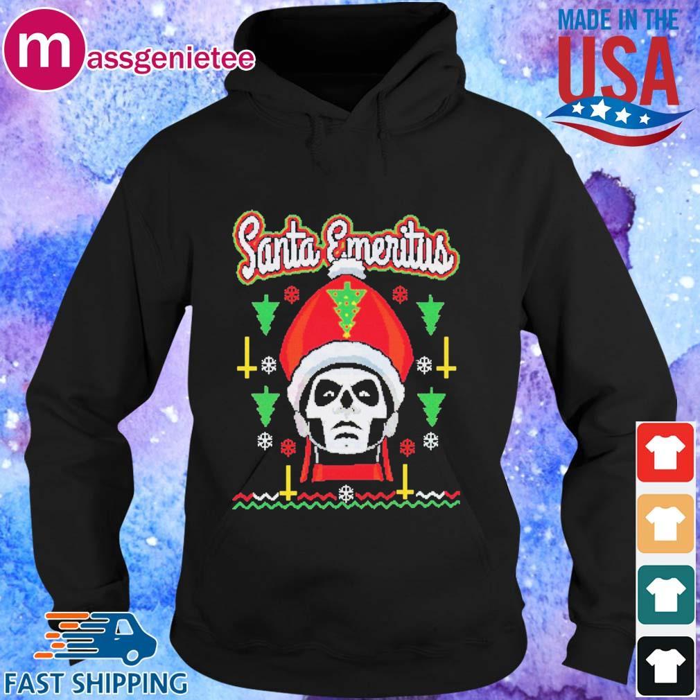 Santa Emeritus Christmas sweats Hoodie den