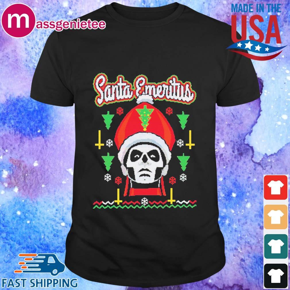 Santa Emeritus Christmas sweatshirt