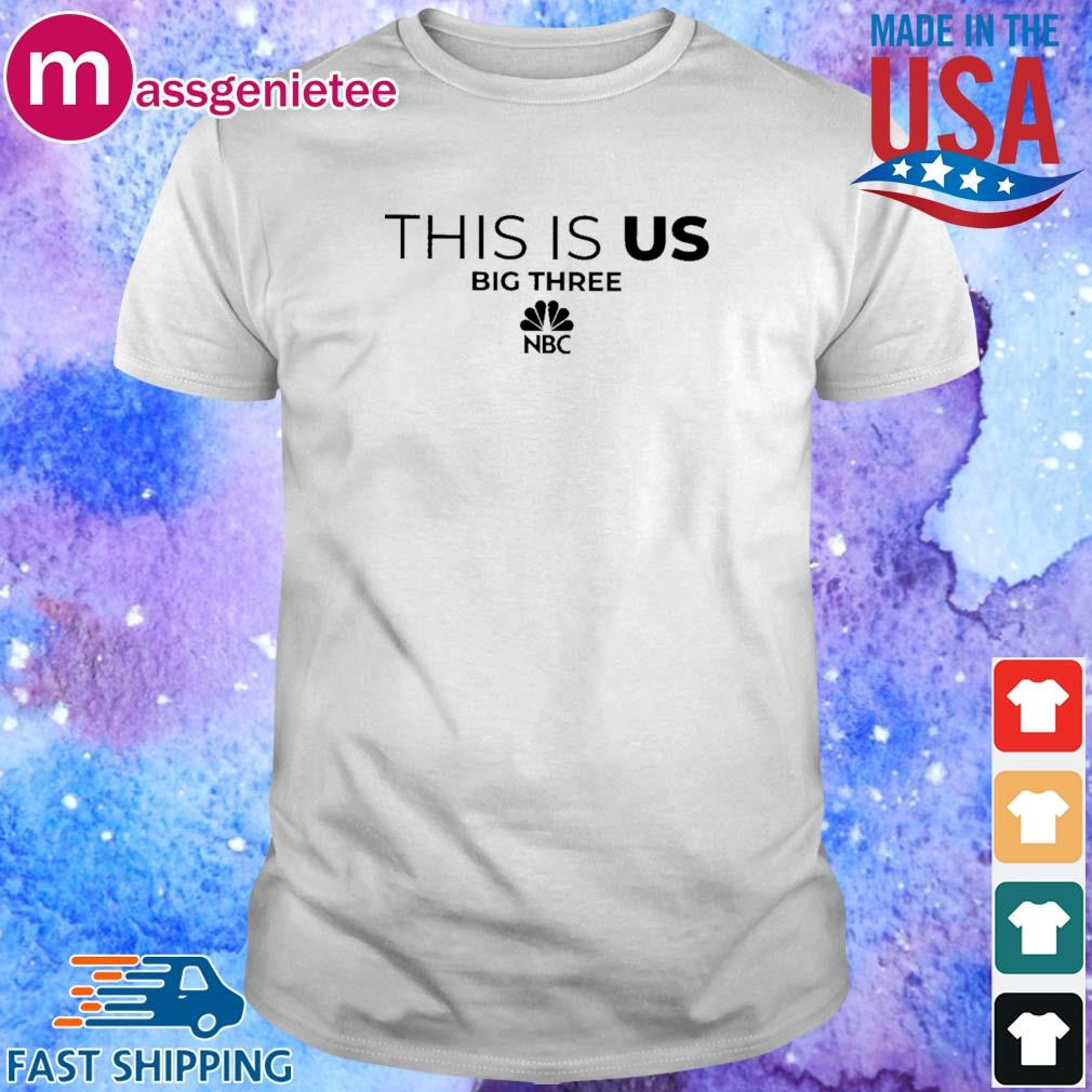 This is us big tree NBC shirt