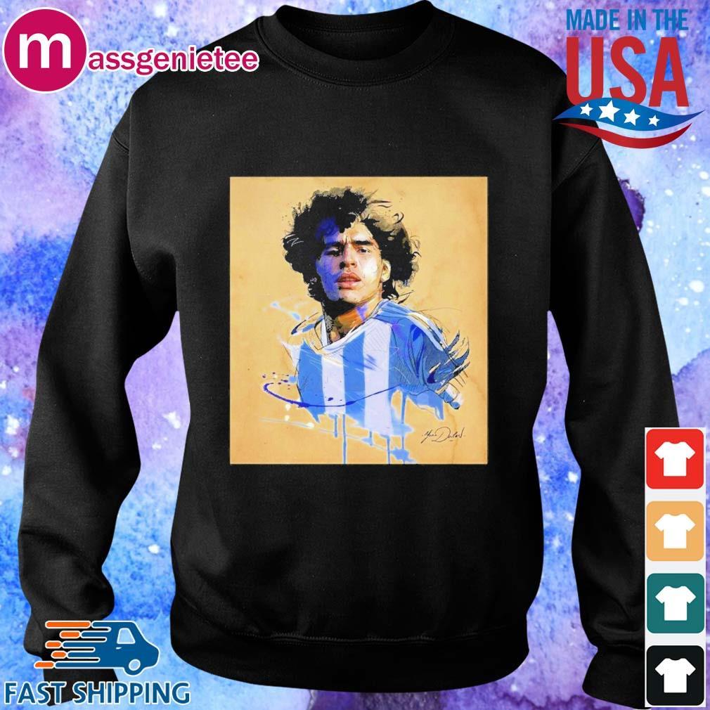 Goodbye Legend Diego Maradona Sweater