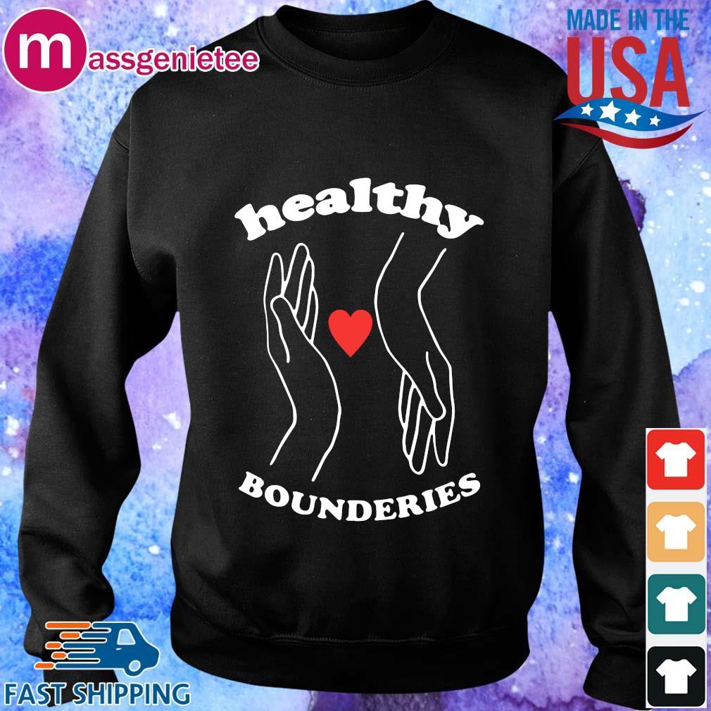 Healthy boundaries Sweater