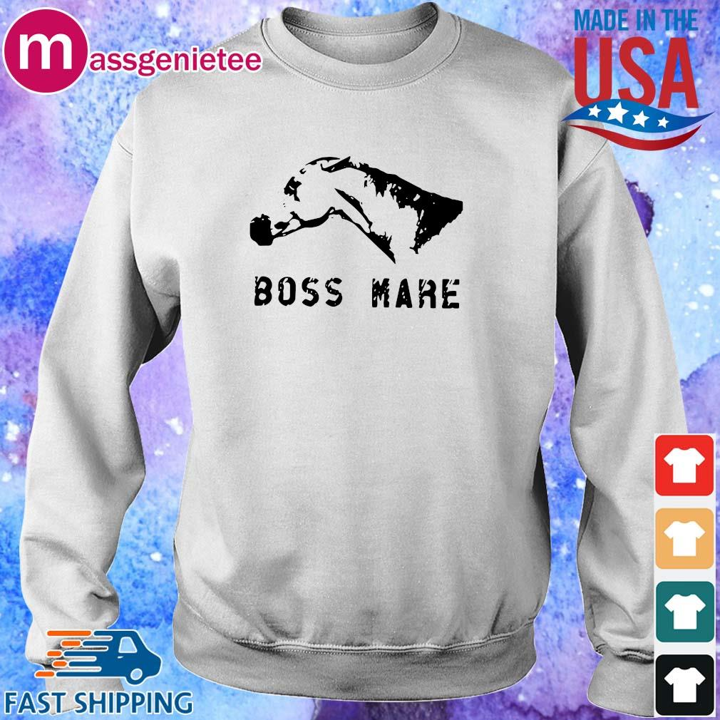Horse boss mare s Sweater trang