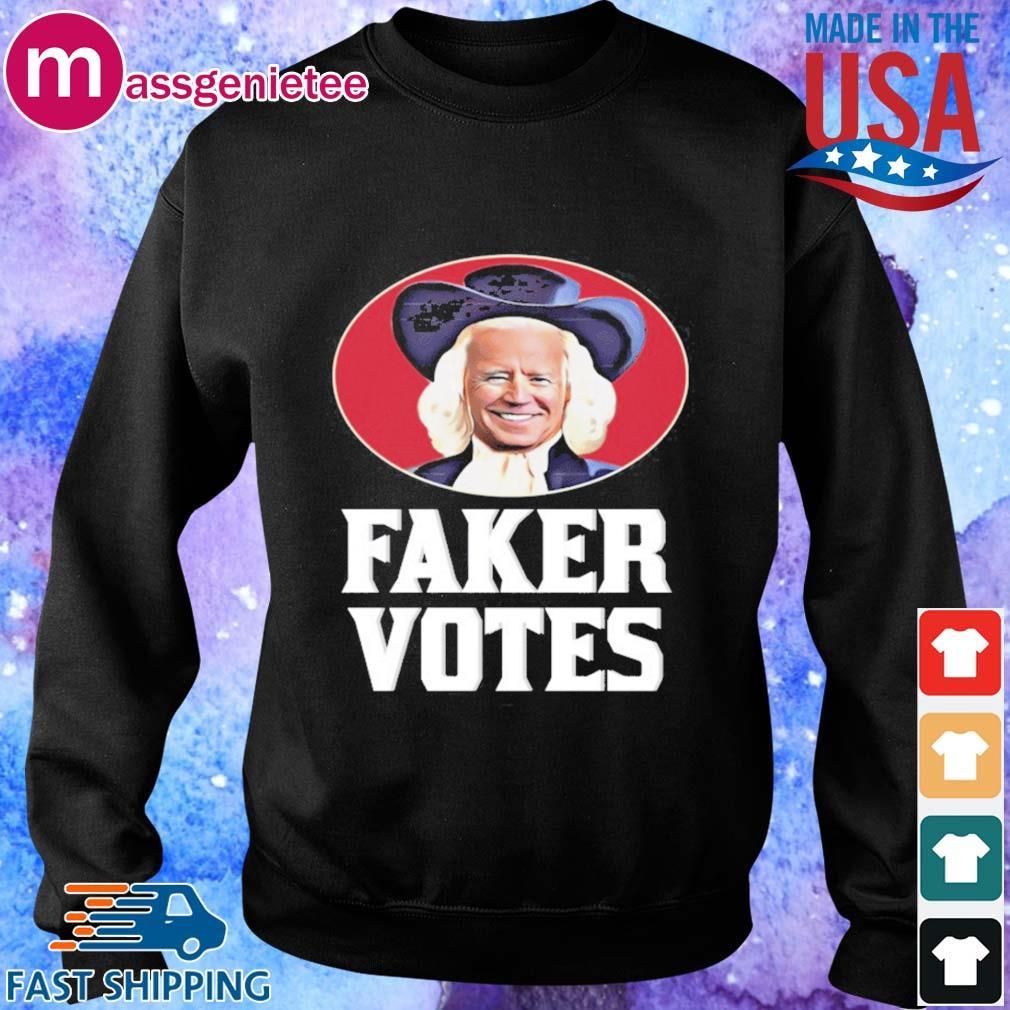 Joe Biden Faker Votes s Sweater den