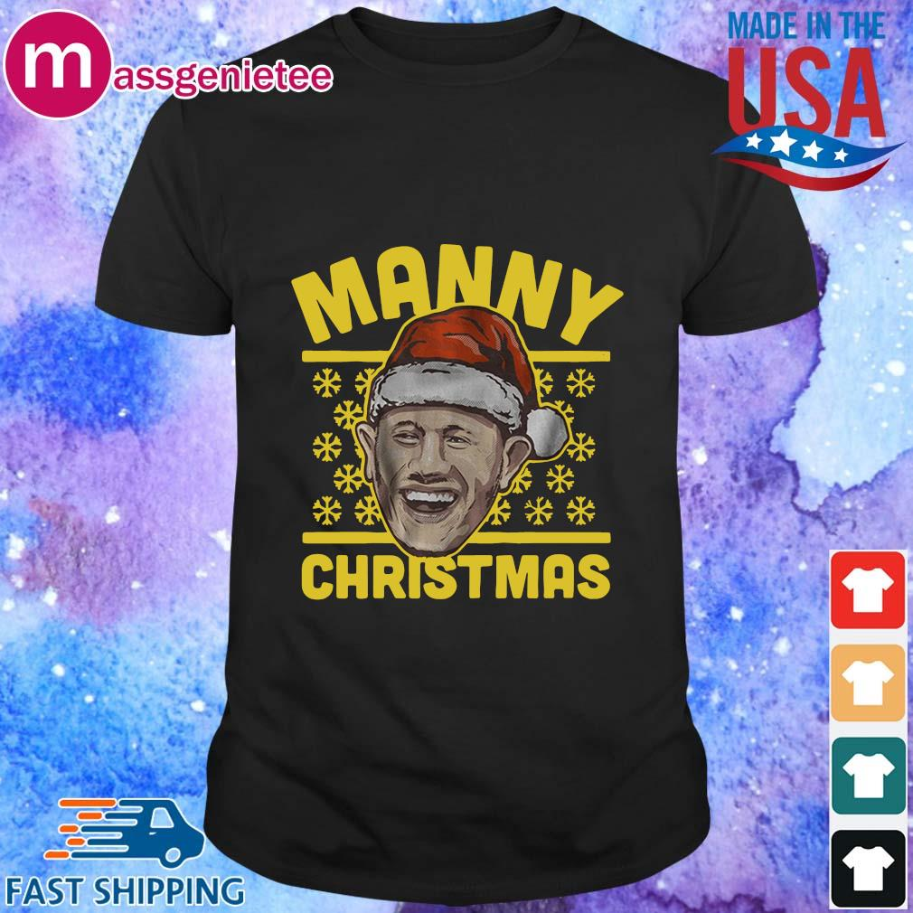 Official Manny Christmas sweater